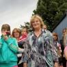 Schulleiterin Wilma Krischak wurde im Rahmen des Schulfests der Hermann-Herberts-Grundschule verabschiedet. Bis zu den Sommerferien können sich die Grundschüler aber noch in aller Ruhe an ihr Ausscheiden aus dem Schuldienst gewöhnen...