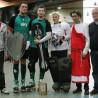 Das Team von Germania Herringen gewann den Gladiators-Turnier