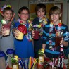 """Keine Spur von """"Regenwetter-Stimmung"""" - beim Herbstfest der Erich-Fried-Gesamtschule wurde halt """"indoor"""" angestoßen und gefeiert..."""