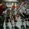 War für die deutschen Damen ein Grund, die eine oder andere La-Ola-Welle durch die Alfred-Henckels-Halle schwappen zu lassen: die Rollhockey-EM in Wuppertal-Cronenberg.