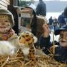 Strahlende Kinder-Augen: Auch der Nachwuchs kam beim Adventsmarkt von Mager-Dach voll auf seine Kosten. Und zwar nicht nur, weil ein Teilerlös an die Kinder-Tafel Vohwinkel geht!