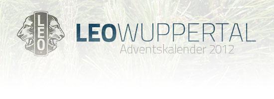 Leo-Adventskalender 2012