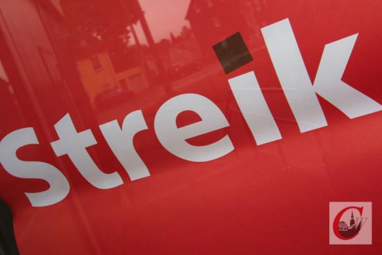 Cronenberger Woche Warnstreik Keine Busse Und Müll Einige Kitas