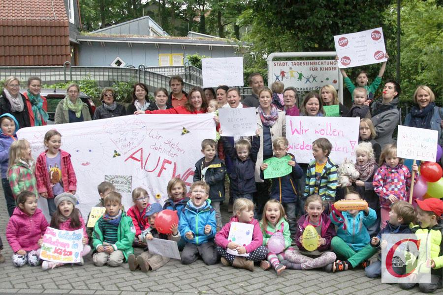 Kita Streik Wuppertal