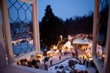 Schnee soll es zwar nicht geben, aber auch so wird es auf dem Romantik-Markt auf Schloss Grünewald wieder vorweihnachtlich-stimmungsvoll zugehen. -Foto: privat