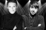Haben es vom kleinen TiC-Theater auf die großen Bühnen der Republik geschafft: Stefanie und Dustin Smailes. -Foto: privat
