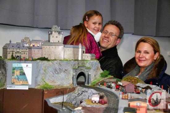 Die Cronenberger Eisenbahntage sind in jedem Jahr ein Anziehungspunkt für die ganze Familie. -Foto: Matthias Müller