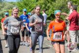 Am Rande des Gelpetals fand der erste Schwebi-Frauenlauf statt. – Foto: Marcus Müller