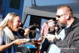 """Geht voll durch den Magen: Das 1. Cronenberger Grill-Festival """"Feuer & Flamme"""" bietet ein kulinarisches Feuerwerk. -Foto: Meinhard Koke"""