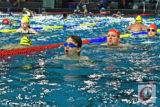 Beim 24-Stunden-Schwimmen kann alljährlich im Küllenhahner Schwimmsport-Leistungszentrum einmal rund um die Uhr Bahnen gezogen worden. | Foto: Meinhard Koke