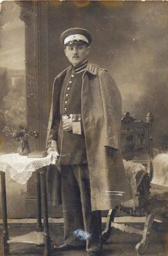 Überlebte den Ersten Weltkrieg, wurde dann aber nach Kriegsende im Jahr 1919 in der heimischen Kohlfurth beim Schmuggeln von englischen Soldaten erschossen: Carl Lohe. -Foto: Archiv Stefan Alker