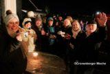Ohne es sich schön trinken zu müssen! Prächtige Glühwein-Stimmung herrschte bei der 15. Auflage des Küllenhahner Advents. | Foto: Meinhard Koke