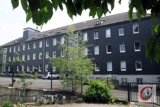 Im rückwärtigen Teil der früheren Verwaltung der Firma Belzer soll das Wuppertaler Stadtarchiv untergebracht werden. | Foto: Meinhard Koke