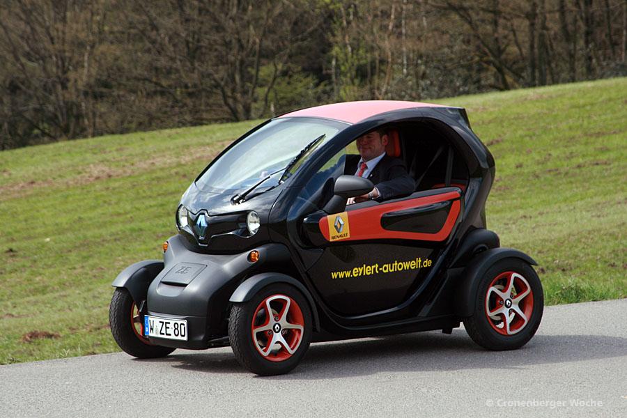 Renault Twizy - Foto 01