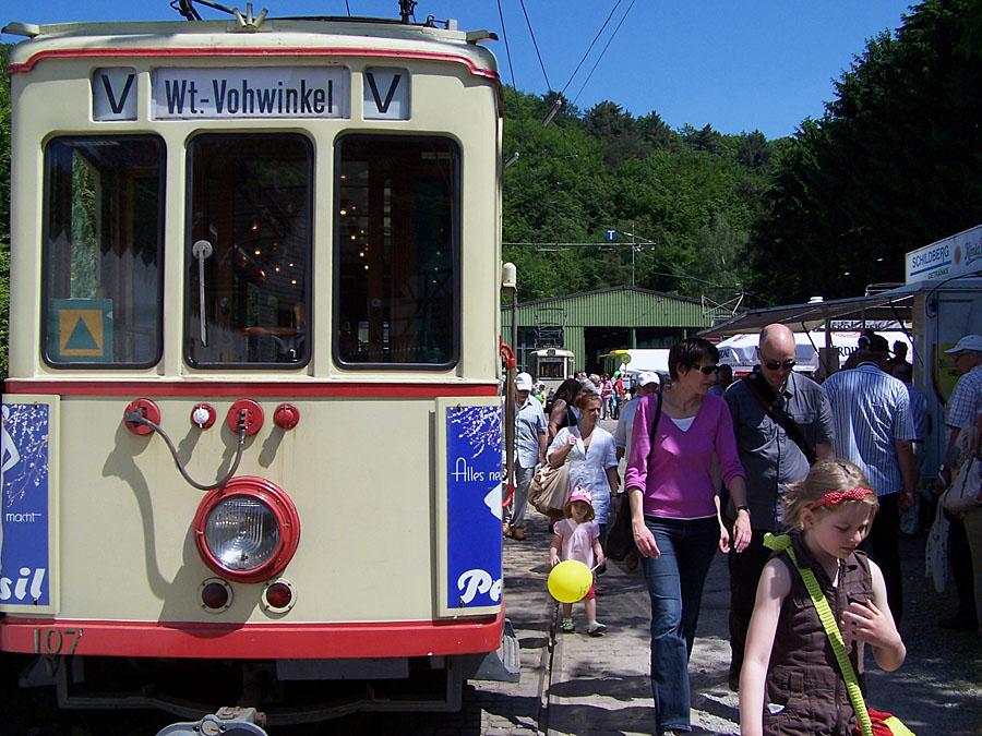 Straßenbahnfest 2012 - Foto 11