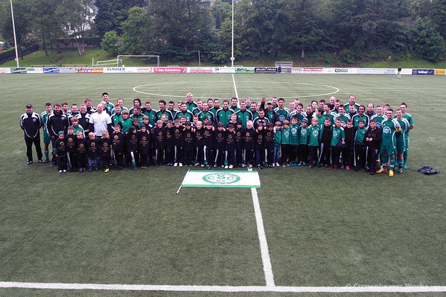 CSC-Aufstieg 2012 - Foto 01