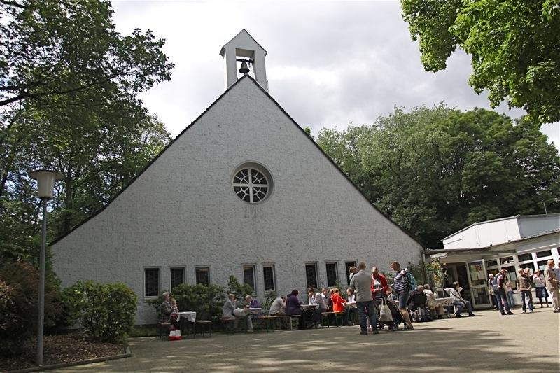 Gemeindefest Johanneskirche - Foto 01