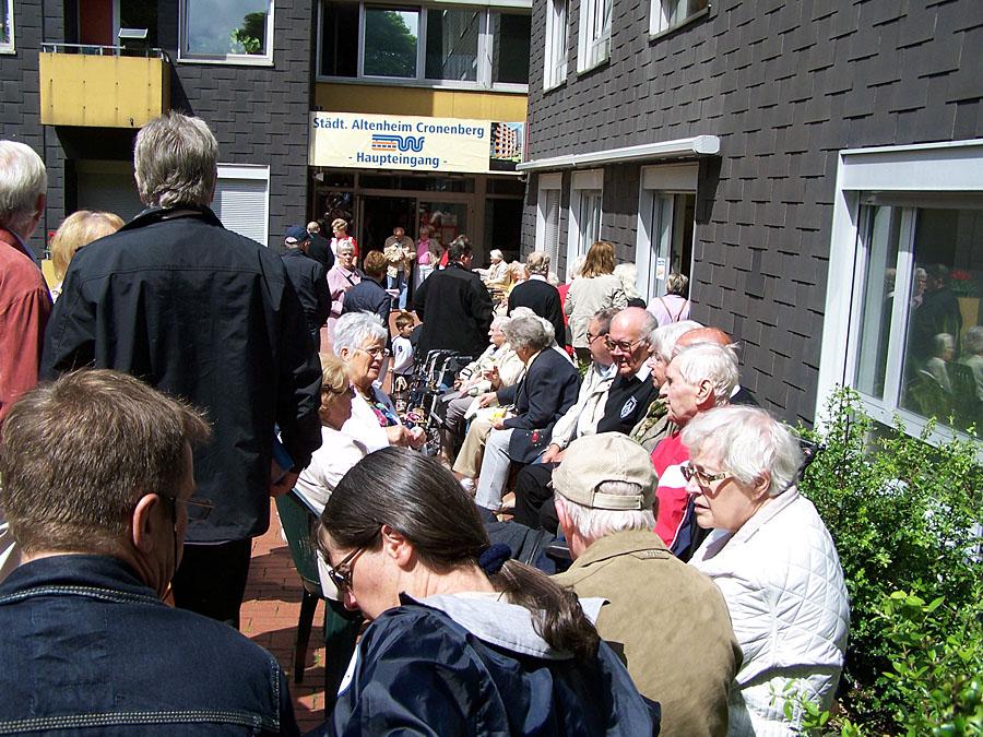 Altenheim-Sommerfest 2012 - Foto 12